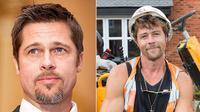 Bak Pinang Dibelah Dua, Inilah Nathan Meads Kembaran Brad Pitt.