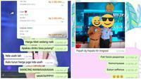 Chat Kocak Orang Tua dan Anak Saat Kirim Foto Ini Bikin Kangen Rumah (sumber:Twitter/howtodressvvell)