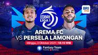 Big Match BRI Liga 1  : Arema FC Vs Persela Lamongan