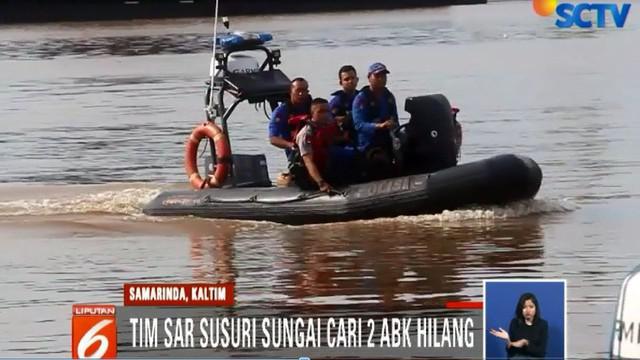 Selasa malam, kapal yang tengah bersandar di Dermaga Loa Bakung, Samarinda, Kalimantan Timur, meledak. Enam ABK jadi korban.