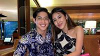 Gaya pacaran Teuku Rassya dan kekasihnya yang kini sudah go public. (Sumber: Instagram/@teukurassya)