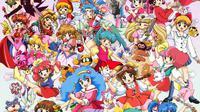 Berikut daftar Anime Magical Girl yang dikhususkan bagi para perempuan.