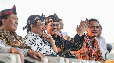 Penggiat Budaya dan Pariwisata Bahas Kemajuan Destinasi dan Budaya Subang