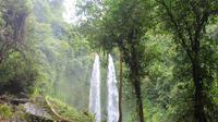 Air terjun Tiu kelep (Foto: jelajahalamlombok.blogspot.com)
