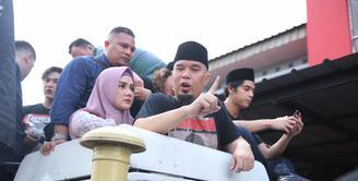 Ahmad Dhani Bebas (Foto; Adrian Putra/Fimela.com)