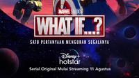 What If...? (Marvel Studios/ Disney)