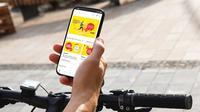 Tampilan aplikasi IMove yang baru saja diluncurkan oleh Indosat Ooredoo. (Foto: Indosat Ooredoo)