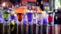 Ilustrasi Minuman Beralkohol Vodka (iStockphoto)