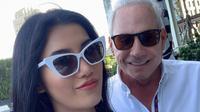 Influencer Vietnam, Co Ngan, dan pengusaha Amerika Serikat, Wynn Katz. (dok. Instagram @wynnkatz/https://www.instagram.com/p/B8GauQon23X/)