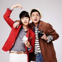 Song Joong Ki dan Yoo Ah In. Foto: via allkpop