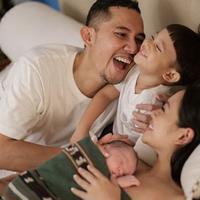 Andien menceritakan proses persalinan anak keduanya (Instagram/andienaisyah)