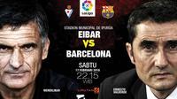 Prediksi Eibar Vs Barcelona (Liputan6.com/Randy Imanuel)