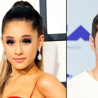 Ariana Grande dan Pete Davidson sepertinya sudah mengonfirmasi hubungan mereka. (USWeekly)