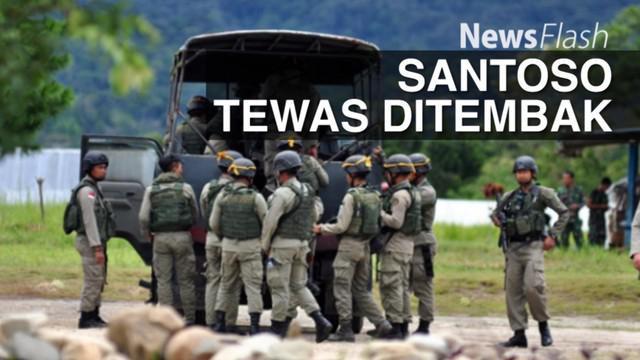 Sekretaris Kabinet Pramono Anung mengapresiasi hasil operasi yang dilakukan Satuan Tugas Tinombala dalam mengejar pentolan teroris Santoso Cs.