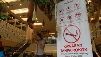 Soal Aturan Kawasan Dilarang Merokok, Pengusah Butuh Kepastian