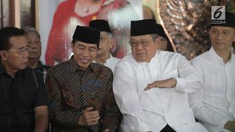 Hasto PDIP Sebut Banyak yang Daftar Beasiswa Kaji Perbandingan Presiden Jokowi dan SBY