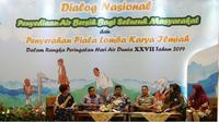 Dialog Nasional dalam rangka Hari Air Dunia ke-XXVII.