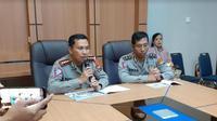 Polisi paparkan Operasi Patuh Semeru 2019 (Foto:Liputan6.com/Dian Kurniawan)