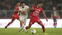 Pada Liga 1 2019, pemain berusia 28 tahun ini tampil sebanyak 31 kali dengan sumbangan dua gol plus satu assist. (Bola.com/Yoppy Renato)