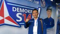 Ketua Dewan Pimpinan Cabang (DPC) Partai Demokrat Chamdi Mayang dipecat lantaran mengikuti Kongres Luar Biasa (KLB) Deli Serdang, Sumatera Utara. foto.Istimewa (Arfandi Ibrahim/Liputan6.com)