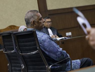 Sofyan Basir Jalani Sidang Dakwaan Kasus PLTU Riau-1
