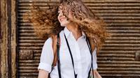 Ilustrasi rambut keriting (iStockphoto)