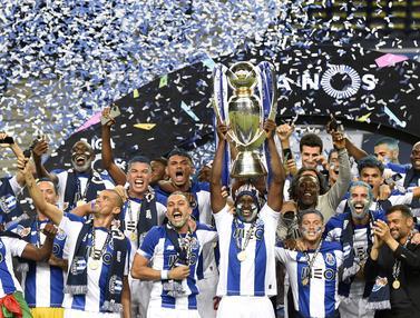 FC Porto Menjuarai Liga Portugal Musim 2019-2020