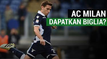 AC Milan dikabarkan FootballItalia mendapatkan Lucas Biglia dari Lazio.