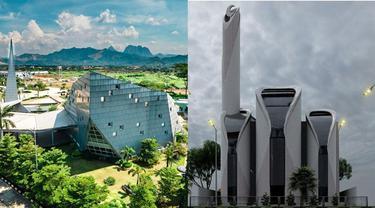Bernilai Artistik, Ini 7 Masjid Rancangan Ridwan Kamil yang Memukau