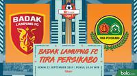 Shopee Liga 1 - Badak Lampung FC Vs Tira Persikabo (Bola.com/Adreanus Titus)