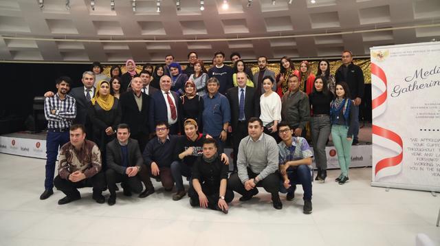 KBRI Gelar Konser Musik Indonesia untuk Kalangan Media Azerbaijan (KBRI Baku)