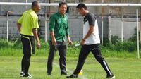 Aji Santoso International Football Accademy (ASIFA) Malang untuk menggelar turnamen bertitel Malang Cup, 17-21 Desember 2018. (Bola.com/Iwan Setiawan)