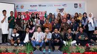 Siswa diajak mengenal Nusantara (Liputan6,com/Moch Harunsyah)