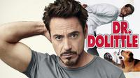 Robert Downey Jr akan bintangi film adaptasi Doctor Dolittle. (Via: ScreenHype)