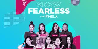 Yuk, Jadi Perempuan Fearless dan Inspiratif di Fimela Fest 2019