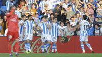 10. Ander Barrenetxea – 17 tahun, 4 bulan, 15 hari: Real Sociedad vs Real Madrid (2018/19): Barrenetxea menjadi pemain pertama kelahiran abad ke-21 yang bermain di La Liga 2018/19. Di musim ini ia juga mencetak gol pertamanya bagi klub asalnya, Real Sociedad saat melawan Real Madrid. (La Liga)