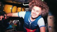 Shannon Lucid, wanita pertama yang berhasil tinggal selama enam bulan di stasiun luar angkasa (Liputan6.com/NASA)