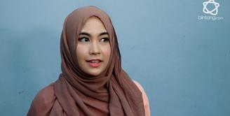 Tinggal di Bandung, membuat Anisa Rahma memilih makan di kala stres mengerjakan tugas akhir kuliahnya.