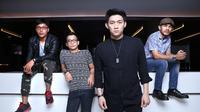 Group band asal Yogyakarta, Seventeen, akan merilis album terbaru mereka akhir Agustus nanti. (Galih W. Satria/Bintang.com)