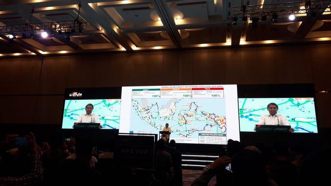 Konferensi Esports 2019 Pertama di Indonesia Resmi Dibuka (Luthfie/Liputan6.com)