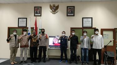 """Laskar Juang RDP Bersama Pemda dan Polres Luncurkan Vaksin Roadshow Factory"""""""