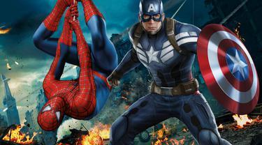 Peluang Spider-Man Muncul di Captain America 3 Semakin Besar