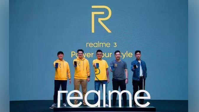 Peluncuran realme 3 di Jakarta. ©realme 3#source%3Dgooglier%2Ecom#https%3A%2F%2Fgooglier%2Ecom%2Fpage%2F%2F10000
