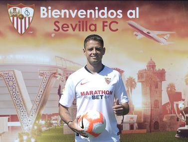 Eks Penyerang MU Berlabuh ke Sevilla