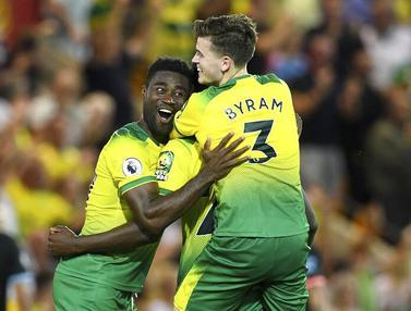 Manchester City Vs Norwich City
