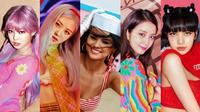 Berikut beberapa hal menarik di MV kolaborasi BLACKPINK dan Selena Gomez, Ice Cream.