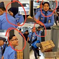 Perlakuan kasar petugas bandara ini buat netizen geram
