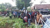 Dua bocah, warga Desa Ciaruteun Ilir, Kecamatan Cibungbulang, Kabupaten Bogor, Jawa Barat tewas setelah terkena sebuah ledakan granat aktif.