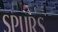 Pemilik Tottenham Hotspur, Daniel Levy. (RICHARD HEATHCOTE / POOL / AFP)