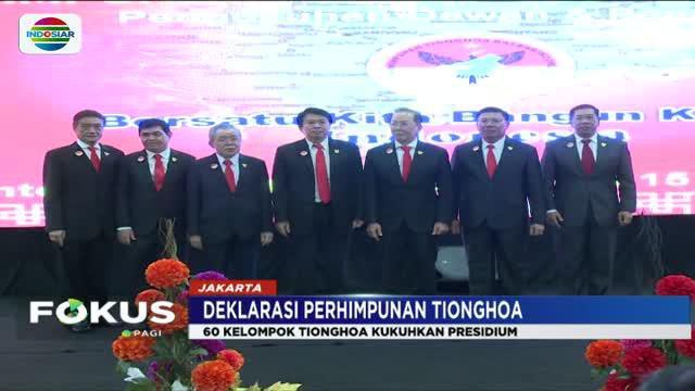 Deklarasi ini bertujuan untuk memberikan sumbangsih kepada negara Indonesia dan memperkuat barisan perantau tionghoa.
